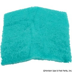 47-295-1370 - Combustion Air Filter - R0308000 - UPC - 052337013802 - 47-295-1370