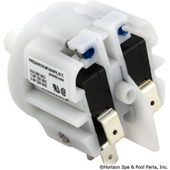 47-369-1005 - Pressure Switch, DPDT, Thd Stem - PM21120A - 47-369-1005