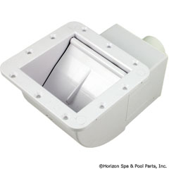 50-150-1000 - Front Access Skimmer, 1-1/2 Inch s/2 Inch spg - SP1099S - UPC - 610377047296 - 50-150-1000