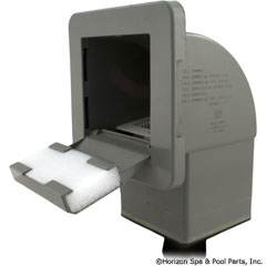 50-270-1102 - Front Access Spa Skimmer, Gray - 510-1507 - UPC - 806105089434 - 50-270-1102