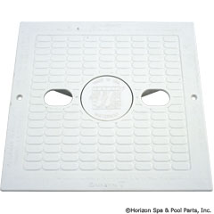 51-270-1168 - Square Lid - White - 540-6490WW - UPC - 806105098894 - 51-270-1168