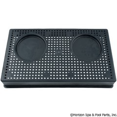 51-270-1221 - Front Access Basket, 100sqft, Black - 519-6611 - UPC - 806105096647 - 51-270-1221
