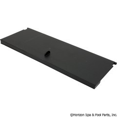 51-270-1236 - Front Access Weir Door, 100sqft, Black - 550-6601 - UPC - 806105100429 - 51-270-1236
