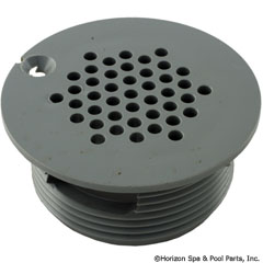 51-470-1017 - Strip Skimmer Grate Only, Gray - 30-6521GRAY - 51-470-1017