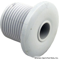 55-110-1316 - Flange/Nozzle Fixed, Euro Jet, White - 46924400 - 55-110-1316