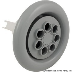 55-110-1730 - Cyclone Barrel Assy,Twin Spin 7 Hole,Smooth Finish,Gray - 9529WW - UPC - 788379640620 - 55-110-1730