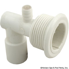 55-110-1883 - Jet Body,Cyclone Euro,3/8 Inch A x 1/2 Inch W Socket,w/Air Check Valve - 90014900 - 55-110-1883