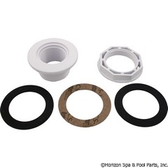 55-150-2264 - Wall Fitting w/locknut & gaskets, 1-1/2 Inch FIP - SP1023 - UPC - 610377045483 - 55-150-2264