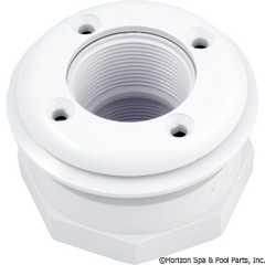 55-150-2318 - Inlet/Outlet Fitting w/Locknut & Spacer - SP1408 - UPC - 610377047517 - 55-150-2318