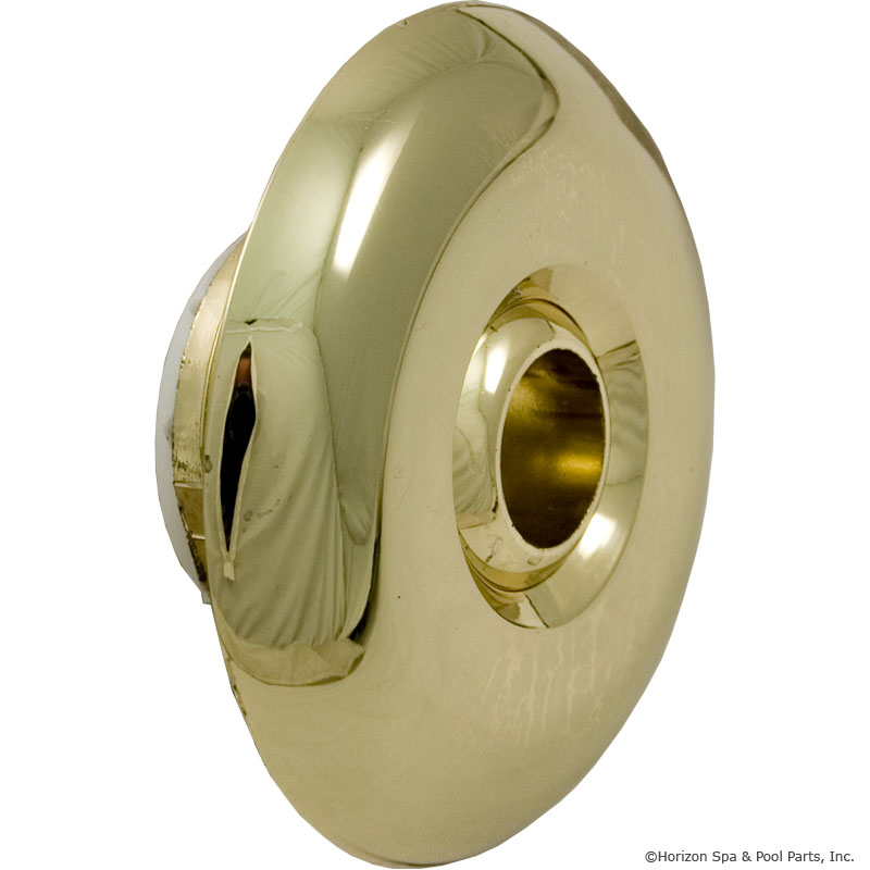 55-157-1055 - Hydrabaths Standard Jet Face, Polished Brass - Replaced By Part 55-157-1070 - 201315 - 55-157-1055