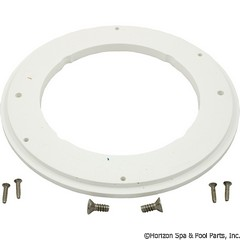 55-235-1018 - Frame/Adapter W/Screws, Anti-Hair Snare Plus, White - ADP-2800 - 55-235-1018