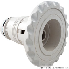 55-270-1254 - Poly Jet Internal, Roto, large, deluxe scallop, white - 210-6190 - UPC - 806105022196 - 55-270-1254