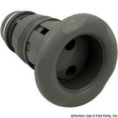 55-270-1326 - Poly Jet Internal, Pulsator, Text.5-Scallop, Gray - 210-6527 - UPC - 806105022899 - 55-270-1326