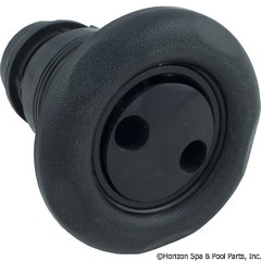 55-270-1327 - Poly Jet Internal, Pulsator, Text.5-Scallop, Black - 210-6521 - UPC - 806105022882 - 55-270-1327