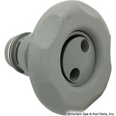 55-270-1329 - Poly Jet Internal,Pulsator,Text.5-Scallop Lg. Face,Gray - 210-6567 - UPC - 806105023032 - 55-270-1329
