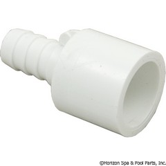 55-270-1522 - Barb Adapter 1/2 Inch spg x 3/8 Inch barb - 425-0210 - UPC - 806105086792 - 55-270-1522