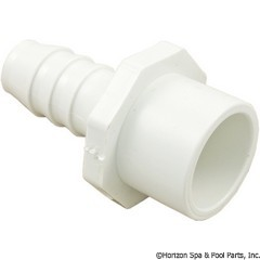 55-270-1523 - Barb Adapter (3/4 Inch s-1 Inch spg)x3/4 Inch Barb - 672-4310 - UPC - 806105119872 - 55-270-1523
