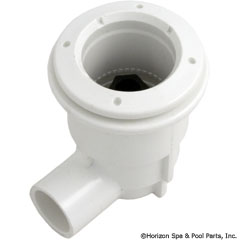 55-270-1612 - Adjustable Mini Jet Body, No Air X 1/2 Inch S Water - 222-1120 - 55-270-1612