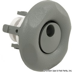 55-270-1640 - Adjustable Mini Jet Internal, Scalloped, Whirly, Gray - 212-1257 - UPC - 806105029621 - 55-270-1640