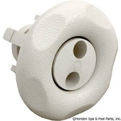 55-270-1646 - Adjustable Mini Jet Internal,5 Scalloped,Pulsator, White - 212-1260 - UPC - 806105029645 - 55-270-1646