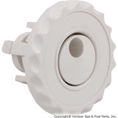 55-270-1681 - Mini Jet Adj. Internal, Whirly, Dlx Face, White - 224-1020 - UPC - 806105060648 - 55-270-1681