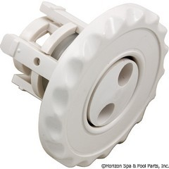 55-270-1682 - Mini Jet Adj. Internal, Pulsator, Dlx Face, White - 224-1040 - UPC - 806105060808 - 55-270-1682
