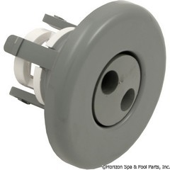 55-270-1699 - Mini Jet Adj. Internal, Smooth Face, Pulsator, Gray - 212-1047 - UPC - 806105029300 - 55-270-1699