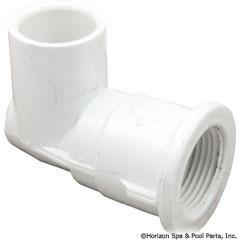 55-270-1928 - Ell Body, No Air x 1/2 Inch s Water - 212-0560 - UPC - 806105028631 - 55-270-1928