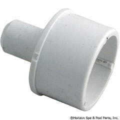 55-270-2072 - Barb Adapter, 1.5 Inch spg x 3/4 Inch barb - 413-4360 - UPC - 806105084538 - 55-270-2072