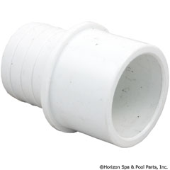 55-270-2080 - Barb Adapter, 3/4 Inch S/1 Inch Spg x 1 Inch Barb - 425-1010 - UPC - 806105086822 - 55-270-2080