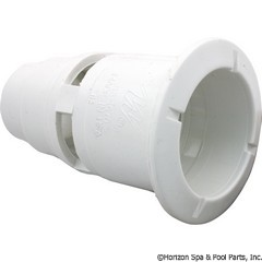 55-270-2350 - Poly Gunite Jet Wall Fitting Only White - 215-1070 - UPC - 806105042170 - 55-270-2350