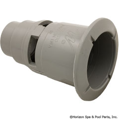 55-270-2353 - Poly Gunite Jet Wall Fitting Only Gray - 215-1077 - UPC - 806105042194 - 55-270-2353