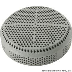 55-270-2882 - Suction Cover, 5 Inch Inch Super Hi- Flo, Gray - 642-3637 V - UPC - 806105366405 - 55-270-2882