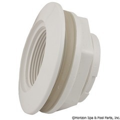 55-270-3200 - 1-1/2 Inch Fpt Thru W/Nut-White-Bagged Individually - 400-9170B - UPC - 806105082503 - 55-270-3200