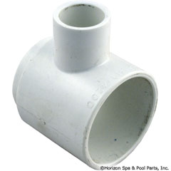 55-270-5360 - Blower Assist Tee 1/2 Inch Slip - 413-4200 - UPC - 806105084507 - 55-270-5360