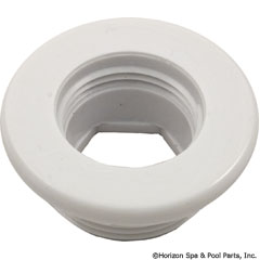 55-410-1305 - GG Mini Jet Wall Fitting (3/4 Inch Long),White - 20348-V - 55-410-1305