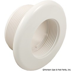 55-470-1700 - Std Wall Fitting Only, White - 30-3801WHT - 55-470-1700