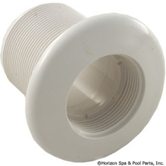 55-470-1720 - Std Long Wall Fitting Only, White - 30-3803WHT - 55-470-1720