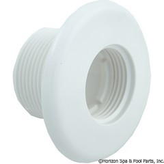 55-470-3310 - Micro Wall Fitting Only White - 30-3701WHT - 55-470-3310