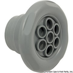 55-605-1106 - Jet Internals,3 1/2 Inch ,Massage,5 Scallop,Med.Gray - 23530-141 - 55-605-1106