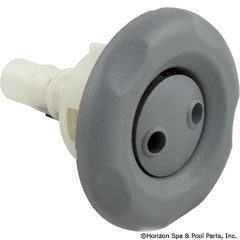 55-605-1894 - Jet Int,Pulsator,3 Inch Inch Hurricane,5 Scallop,Text, Med. Gray - 23535-131-000 - 55-605-1894