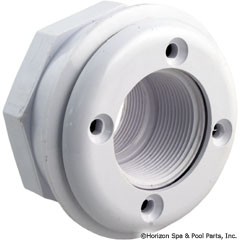 55-605-1925 - Inlet/Outlet Fitting w/Locknut & Spacer - 25522-000-000 - UPC - 849640007198 - 55-605-1925
