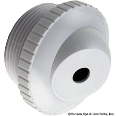 55-605-1955 - Outlet fitting, 1-1/2 Inch mpt x 3/8 Inch Eye, White - 25552-100-000 - UPC - 849640011164 - 55-605-1955