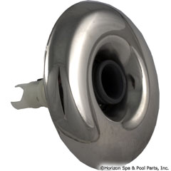 55-605-2030 - Jet Int,Directional,4 Inch Hurricane,Smooth,SS/Graphite Gray - 23544-012-000 - 55-605-2030