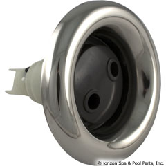 55-605-2052 - Jet Int,Pulsator,5 Inch Hurricane,Smooth,SS/Graphite Gray - 23552-032-000 - 55-605-2052
