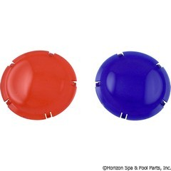 57-110-1300 - LENS COVER LT PLSTC BLUE & RED SET - 79105400 - UPC - 788379651091 - 57-110-1300