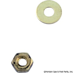57-150-1002 - HEX NUT W/WASHER - SPX0540Z4A - UPC - 610377034265 - 57-150-1002