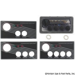 58-319-1065 - Command Center 120v Panel Kit 10` Cord - CC4-120-10-D-00 - 58-319-1065