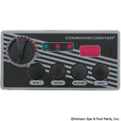 58-319-1070 - Digital Command Center 120v Panel Kit 10` Cord - CC4D-120-10-D00 - 58-319-1070