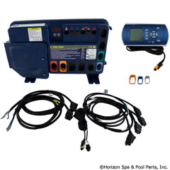 58-337-1105 - Control,in.xm,in.therm,P1,P2,Cp,Bl,Oz,L,Acc,in.k600 Graphic - 240v Pumps - 58-337-1105
